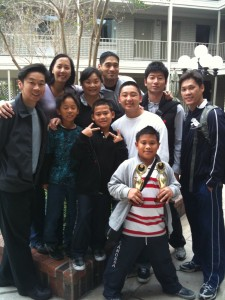 JKA NorCal family