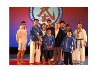 JKA AF Team @ Ozawa Cup with Sensei Mikami