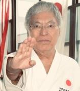 Sensei Isami Shiroma